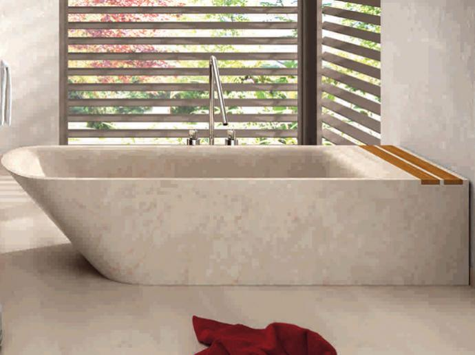 beige-natural-stone-bathtub-in-contemporary-design